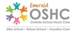 Emerald Oustide School Hours Care Logo